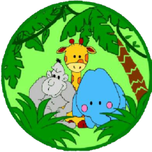 Logo Jungle Babyshop
