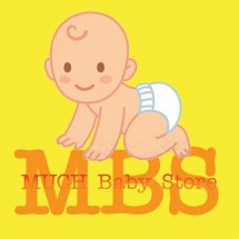 Logo MUCH Baby Store