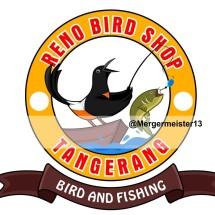 Logo reno bird shop