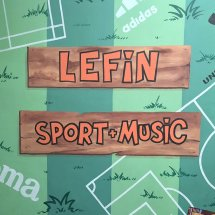 Logo Lefin Sport + Music