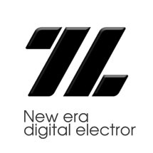 Logo New era digital electron