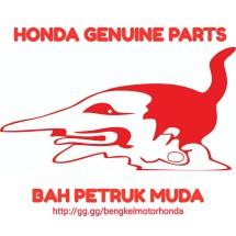 Logo Bengkel Motor Honda