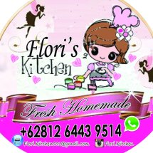 Logo Flori Kitchen shop