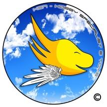 Logo HSN OL Shop