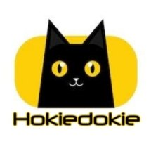 Logo Hokiedokie Shop