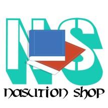 Logo nasution. shop