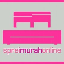 Logo Sprei Murah Shop