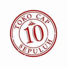 Logo toko cap sepuluh
