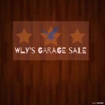 Logo Wly's Garage Sale