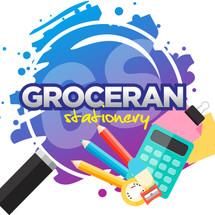 Logo Groceran Stationary