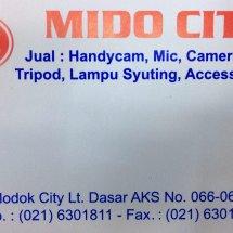 Logo mido city
