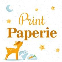 Logo print paperie