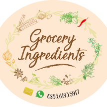 Logo Grocery Ingredients