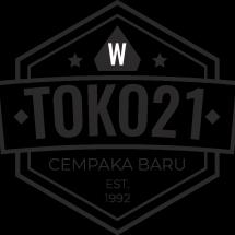 Logo Toko 21 Cempaka Baru