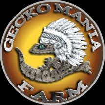 Logo gecko mania farm