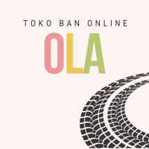 Logo Toko Ban Ola