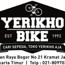 Logo Toko Sepeda Yerikho