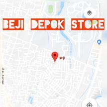 Logo Beji Depok Store