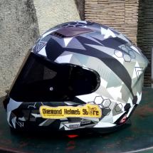 Logo Diamond Helmet Store