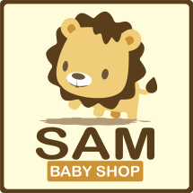 Logo Sam Baby Shop