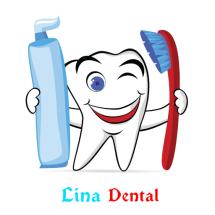 Logo Lina Dental