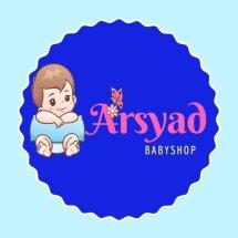 Logo arsyadbabyshop
