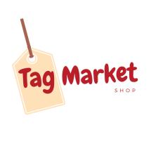 Logo Tag Market Shop