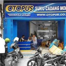 Logo Otopus Carparts