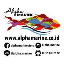 Logo Alpha Marine
