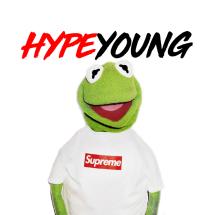 Logo hypeyoungbrand