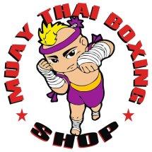 Logo Muaythai Boxing Shop