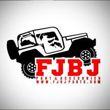 Logo fjbj parts n accessories
