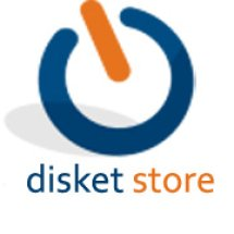 Logo disketstore