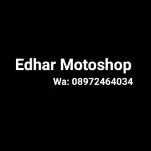 Logo EDHAR MOTOSHOP
