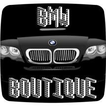 Logo BMW Boutique