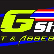 Logo rg shop part & asesoris