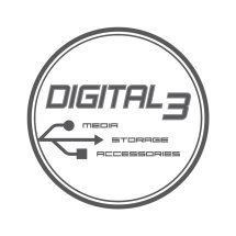 Logo digital 3
