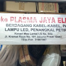Logo Plasma Jaya Electric