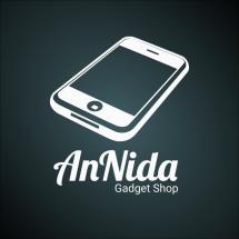 Logo AnNida Gadget Shop
