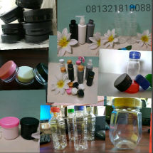Logo toko botol plastik murah