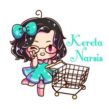 Logo Kereta Narsis