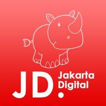 Logo Jakarta Digital