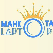 Logo mahkota laptop