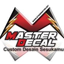 Logo Master Decal Official