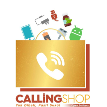Logo Calling Caling SHOP
