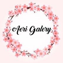 Logo Anira Hijab Store