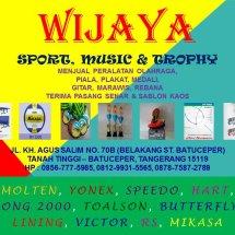 Logo WIJAYA SPORT TANGERANG