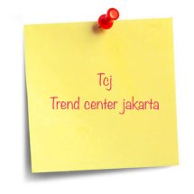 Logo trend center jakarta