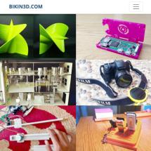 Logo BIKIN3D