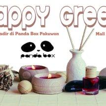 Logo Happy Green Garden - SBY